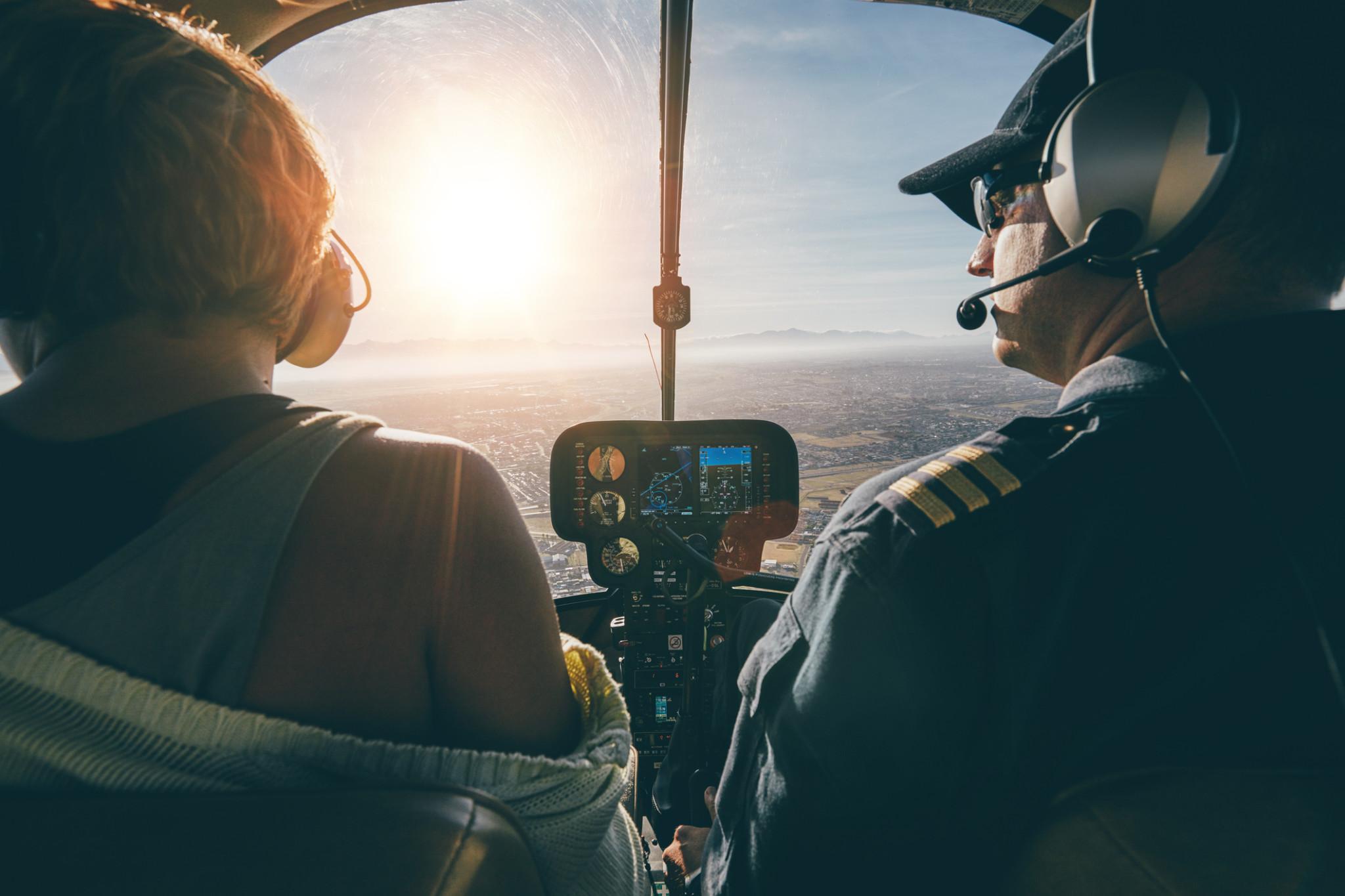 pilot liability