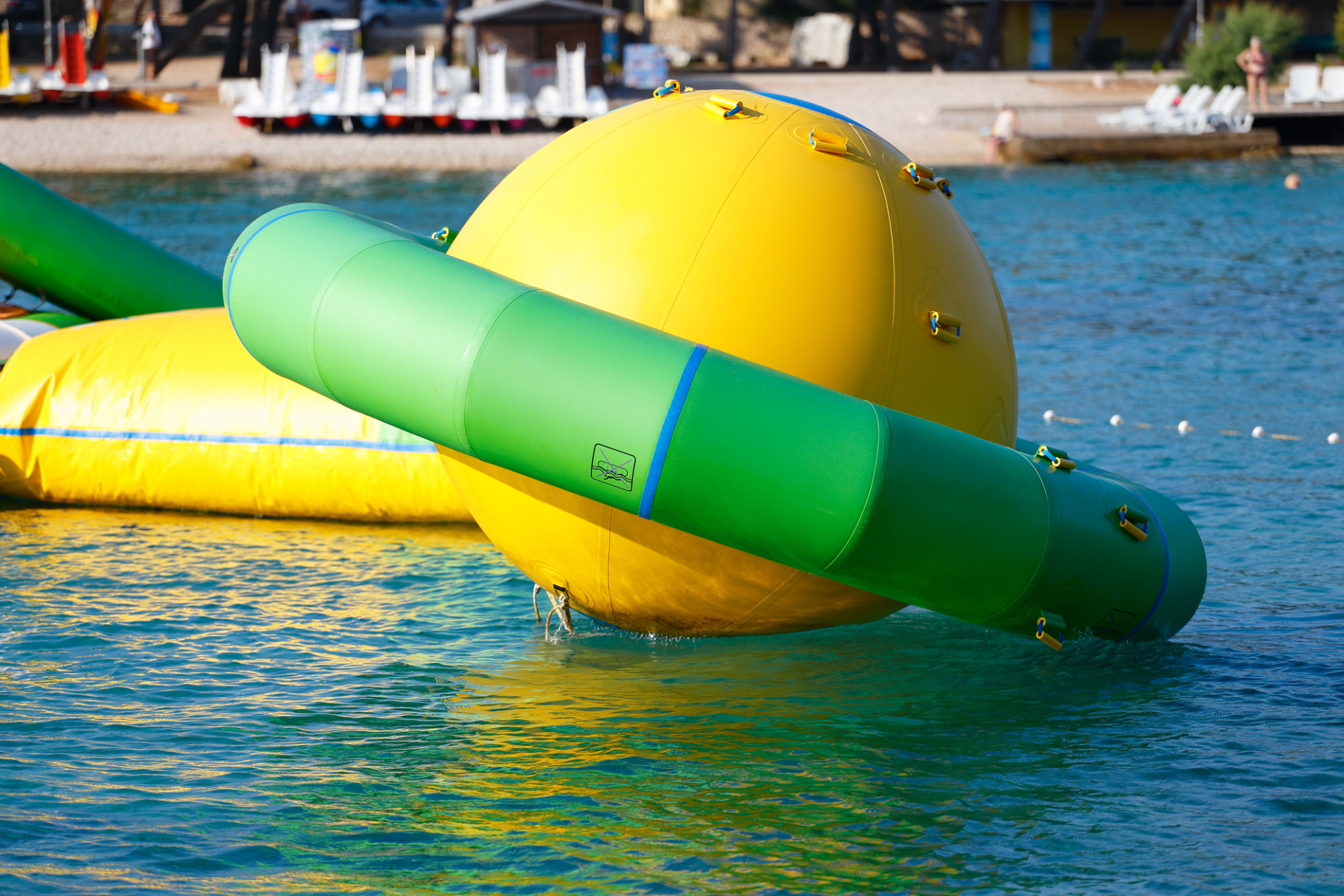 Insurance For Floating Obstacle Courses