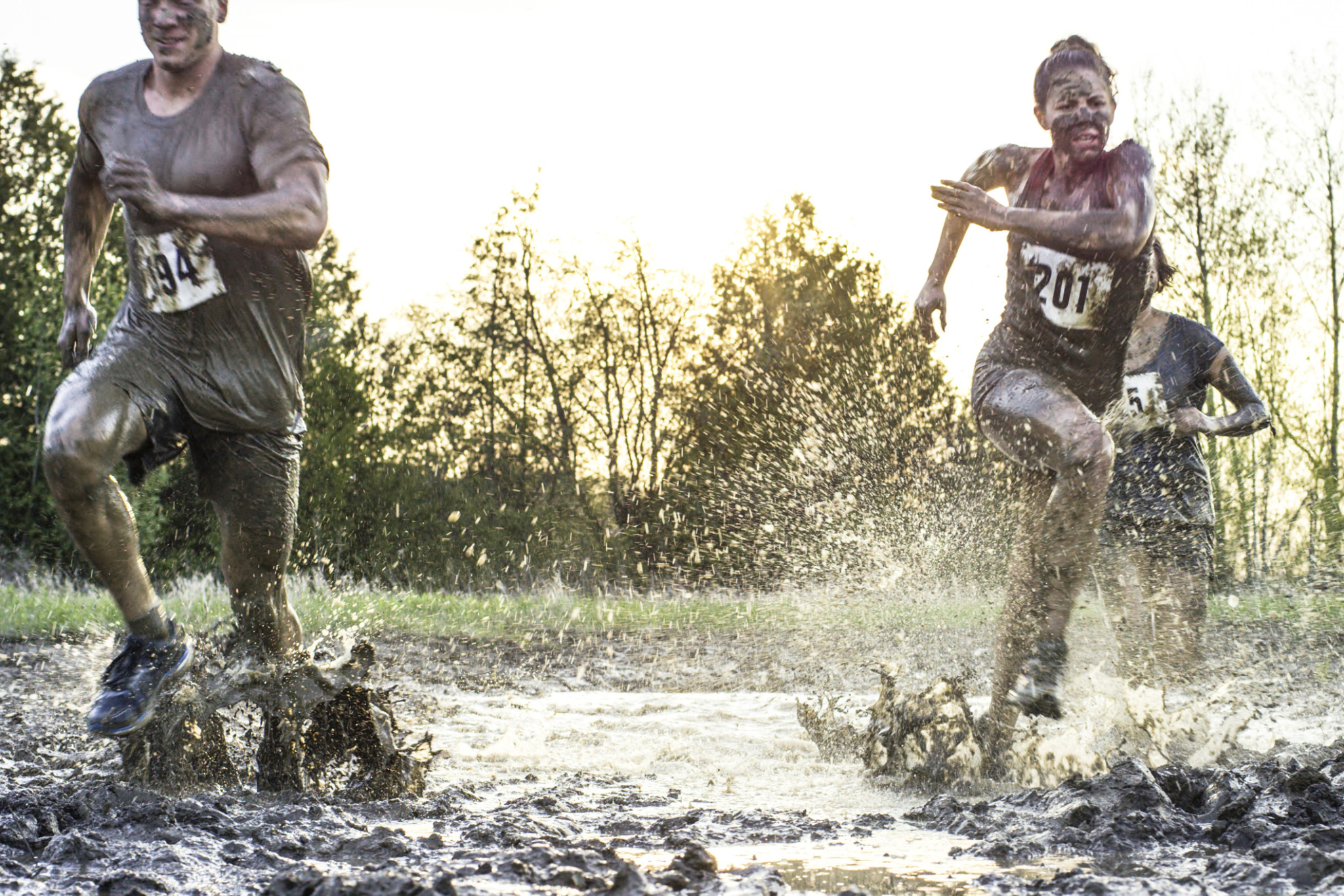 Insurance for Mud Races