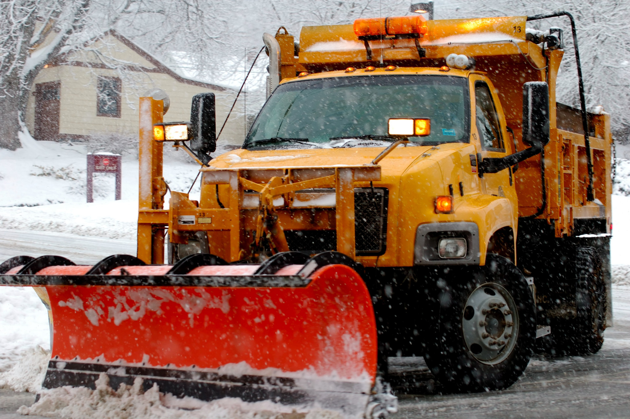 Liability Insurance for Snowplow Operations