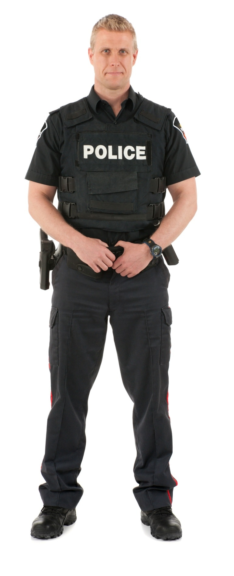 Liability Insurance for Police Officers