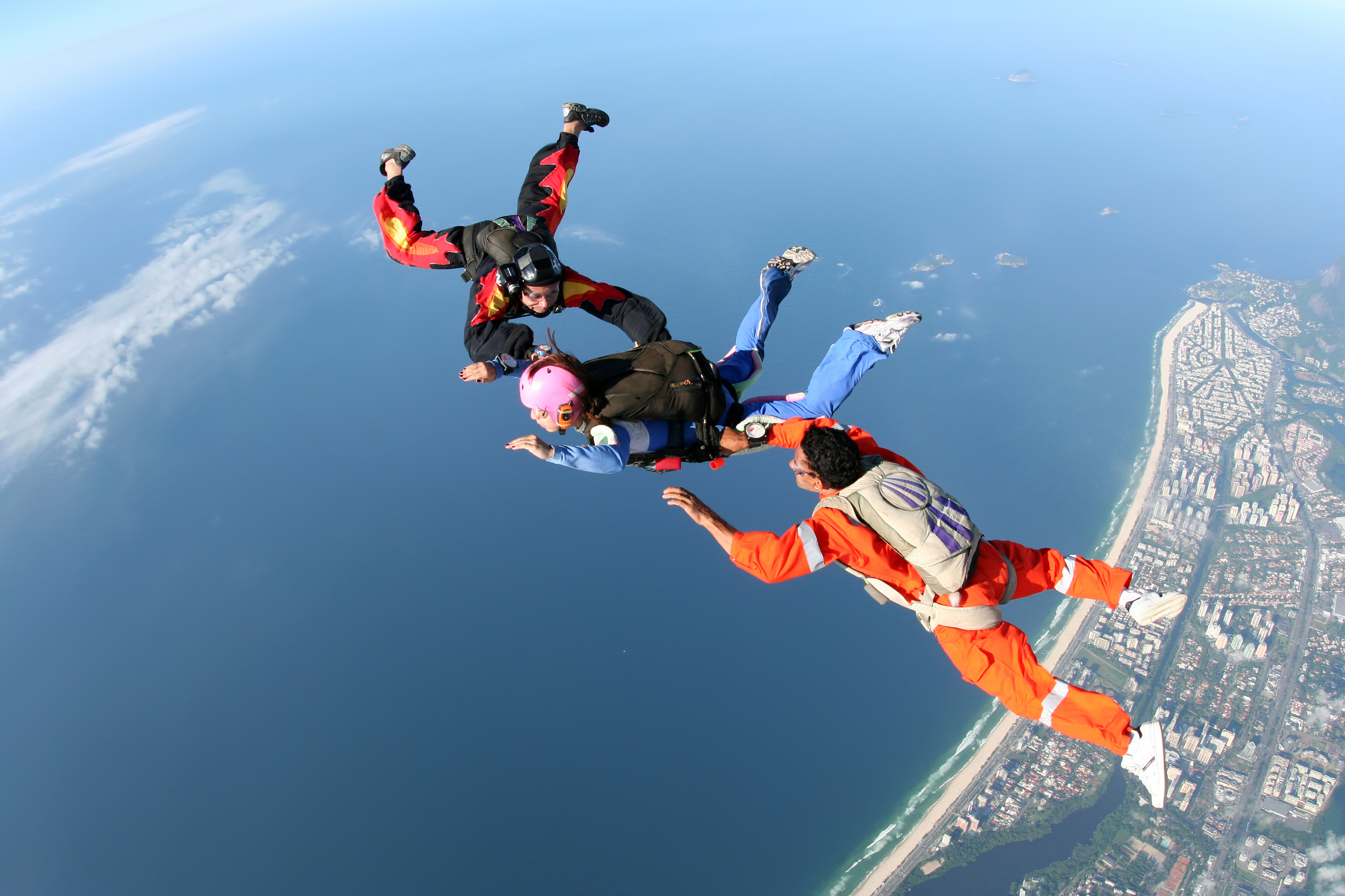 insurance for skydiving instructors and companies