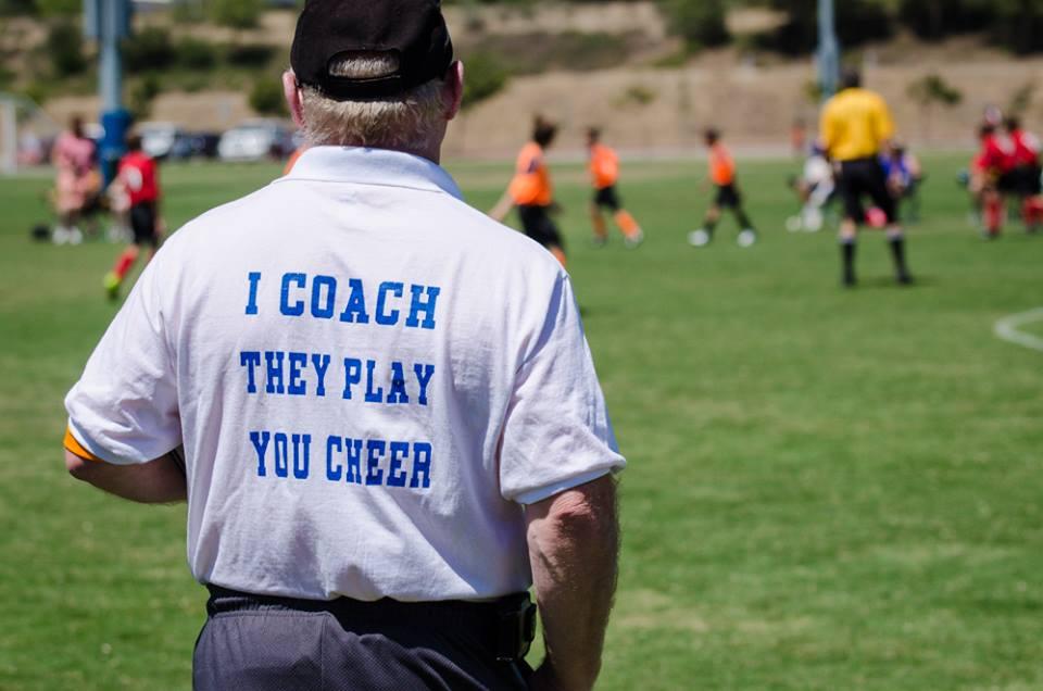 volunteer coach