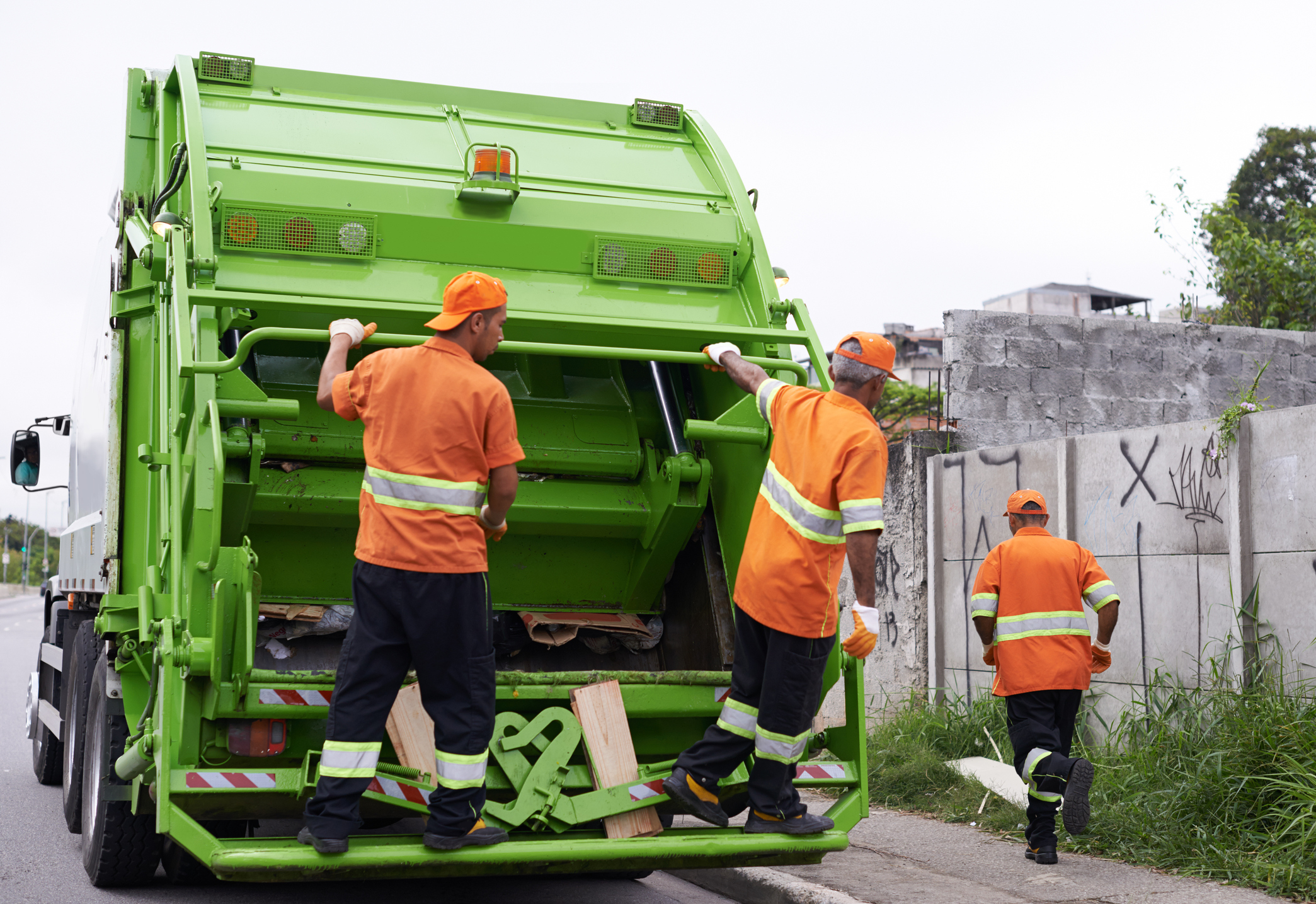 insurance for garbage collectors