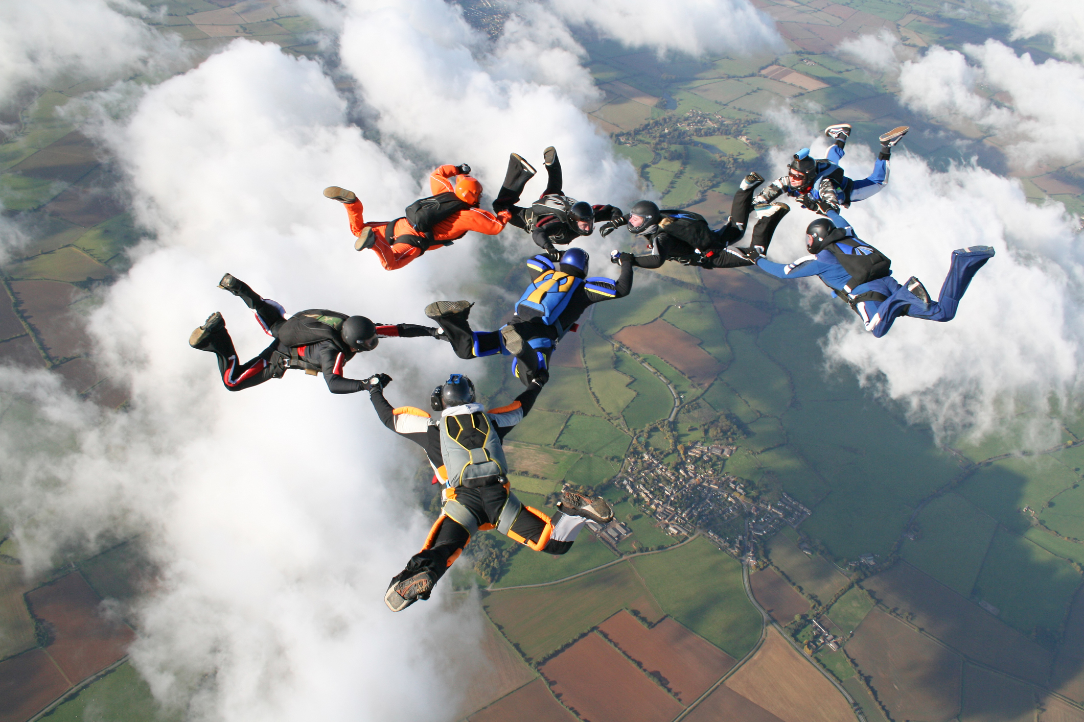 Insurance for Skydiving and Parachuting