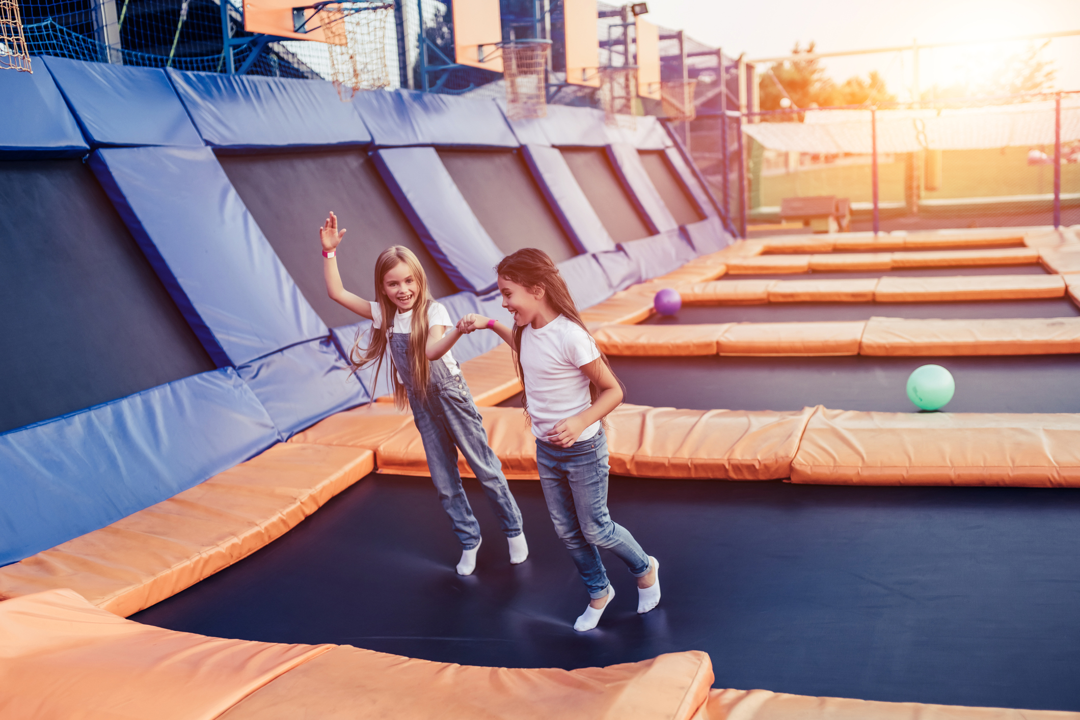 Liability Insurance for Trampoline Parks