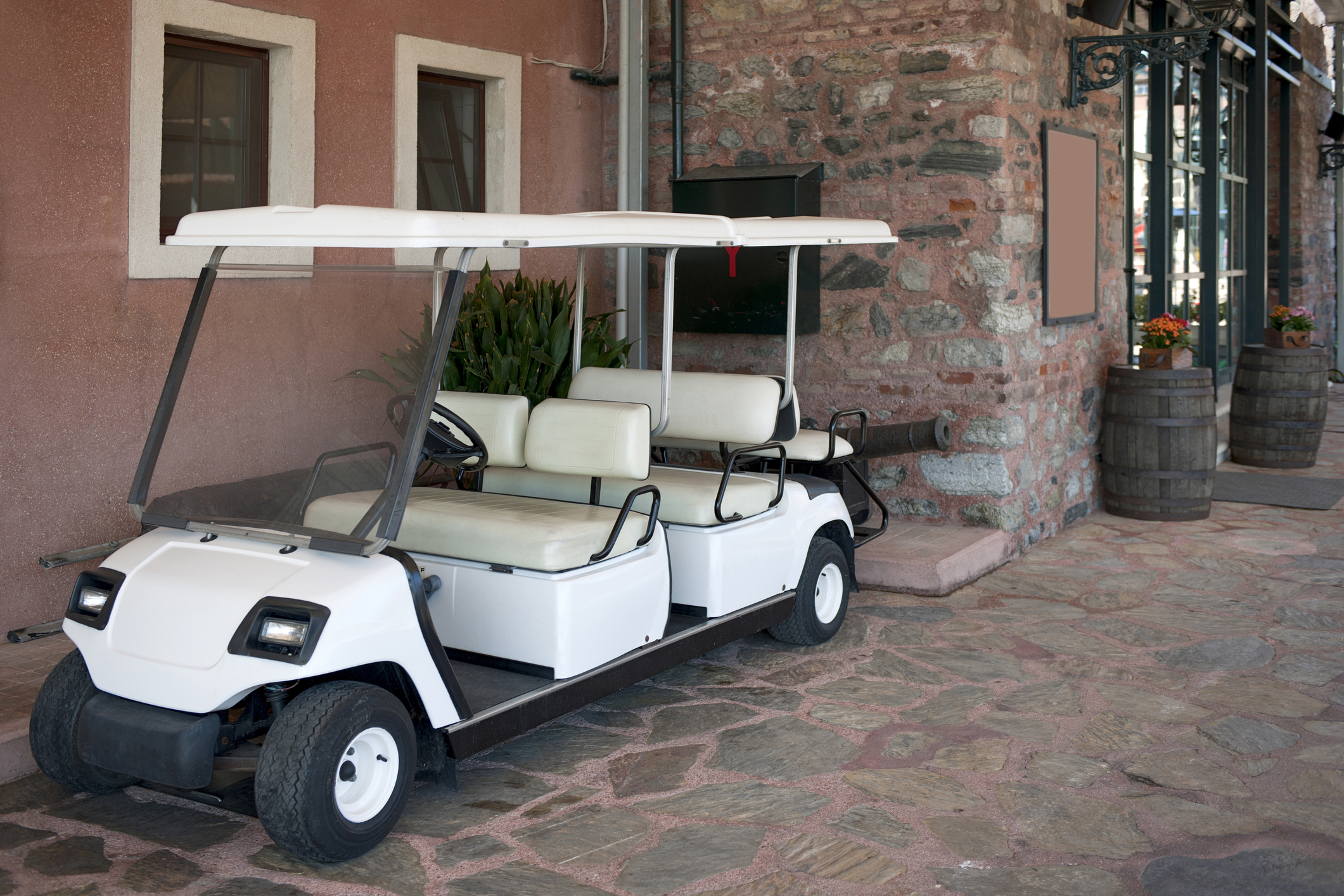Insurance for Golf Cart Shuttles